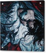 Presentiment Of Insomnia Acrylic Print