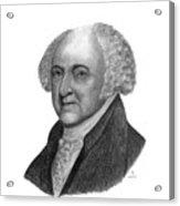 President John Adams Acrylic Print