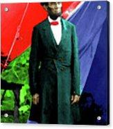 President Lincoln Acrylic Print