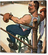President Nomination, 1904 Acrylic Print