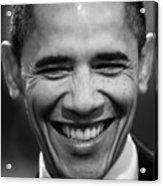 President Obama V Acrylic Print