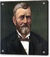 President Ulysses Grant Acrylic Print