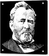 President Ulysses S. Grant Acrylic Print