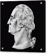 President Washington Bust  Acrylic Print