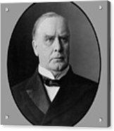 President William Mckinley  Acrylic Print