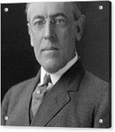 President Woodrow Wilson Acrylic Print