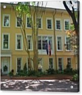 President's Residence University Of South Carolina Acrylic Print