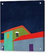 Presidio- Art By Linda Woods Acrylic Print