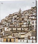 Pretoro - An Ancient Village  Acrylic Print