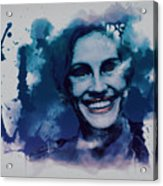 Pretty Julia Acrylic Print