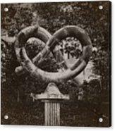 Pretzel Park - Manayunk Acrylic Print