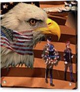 Price Of Freedom Acrylic Print