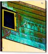 Price Tower Deco Acrylic Print