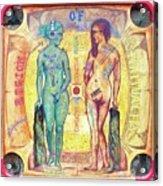 Pride And Envy Acrylic Print