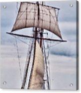 Pride Of Baltimore II  5986 Acrylic Print