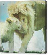 Pride Painting Acrylic Print