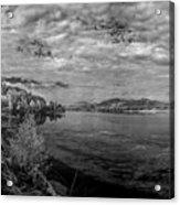 Priest River Panorama 2 Acrylic Print