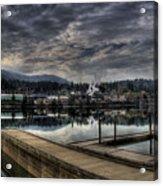 Priest River Panorama 7 Acrylic Print