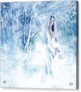Priestess Acrylic Print