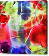 Glassy Art Acrylic Print
