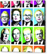 'prime Ministers Question Time X 16' Acrylic Print