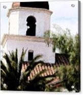 Primera Iglesia Bautista Acrylic Print