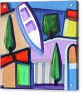 Primorski Pejsaz  11 Acrylic Print