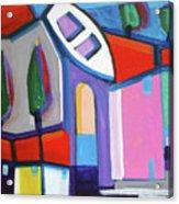Primorski Pejsaz  13 Acrylic Print