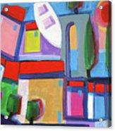 Primorski Pejsaz  14 Acrylic Print