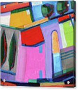 Primorski Pejsaz  15 Acrylic Print