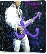 Prince 1958 - 2016 Acrylic Print