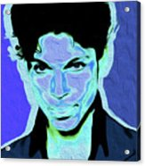 Prince Blue Nixo Acrylic Print
