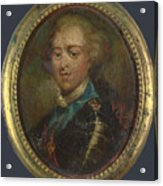 Prince Charles Edward Stuart The Young Pretender Acrylic Print