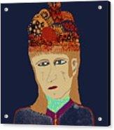Prince Desire Acrylic Print