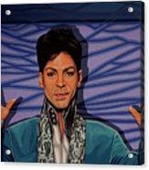 Prince Acrylic Print by Paul Meijering