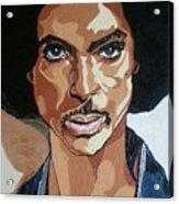 Prince Rogers Nelson Acrylic Print