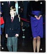 Princess Diana Harry Acrylic Print