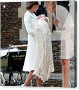 Princess Diana - Viral Image Acrylic Print