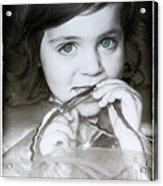 Princess Xanthe Acrylic Print