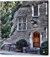 Princeton University Little Hall Acrylic Print