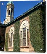 Princeton University Nassau Hall Cupola Acrylic Print