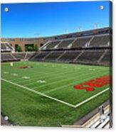Princeton University Stadium Powers Field Acrylic Print