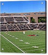 Princeton University Stadium Powers Field Panoramic Acrylic Print