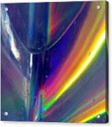 Prism Waves I Acrylic Print