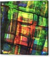 Prismatic 1 Acrylic Print