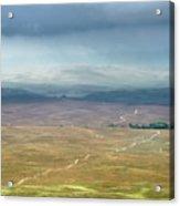Prismatic Landscape Acrylic Print