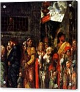 Prisonnniers 1506 Acrylic Print