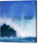 Pro Surfer Keanu Asing-1 Acrylic Print