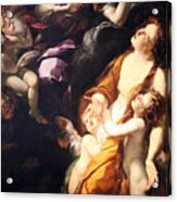 Procaccini's The Ecstasy Of The Magdalen Acrylic Print