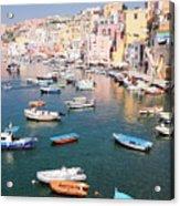 Procida Island, Italy Acrylic Print